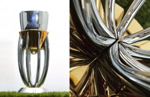 Sanzar have revealed images of the new Super Rugby trophy