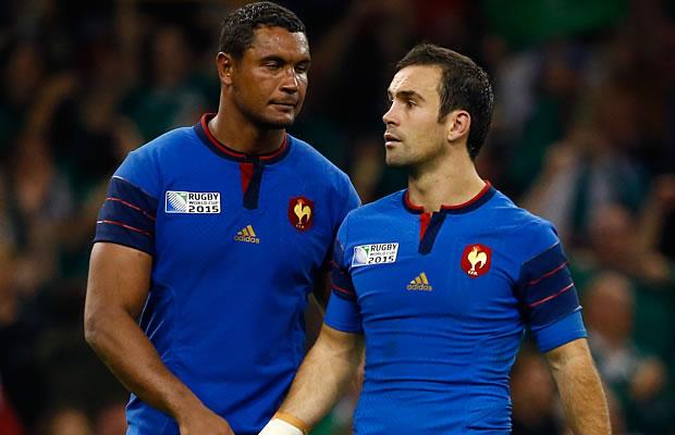Thierry Dusatoir talks to Morgan Parra