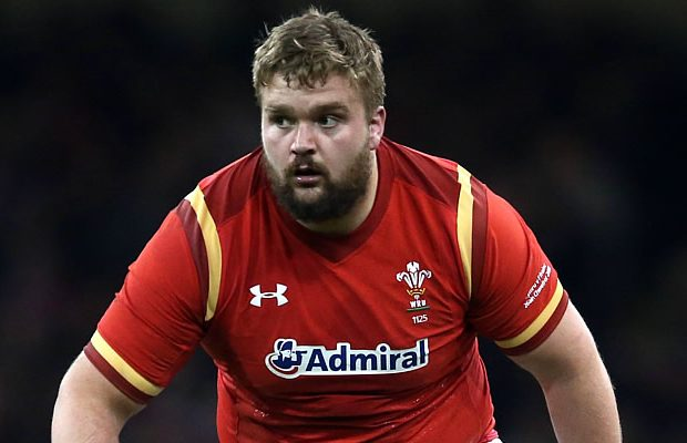Tomas Francis starts for Wales against the All Blacks