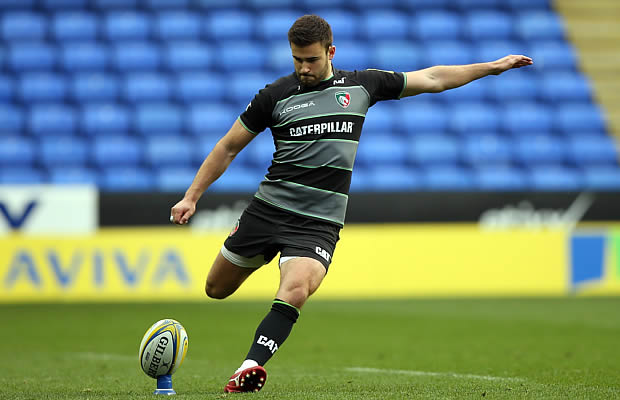 Tommy Bell will leave Leicester Tigers and join London Irish
