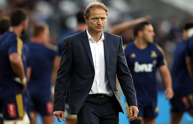 Tony Brown will coach the Highlanders in 2017