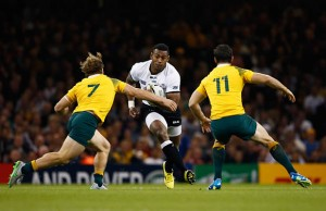 Waisea Nayacalevu has been ruled out of the world cup