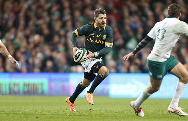 Willie Le Roux has signed for Wasps