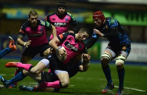Alex Cuthbert has extended with Cardiff Blues