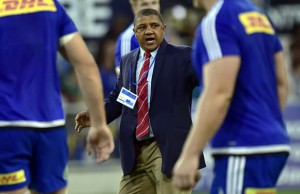 Allister Coetzee is the frontrunner for the Springbok job
