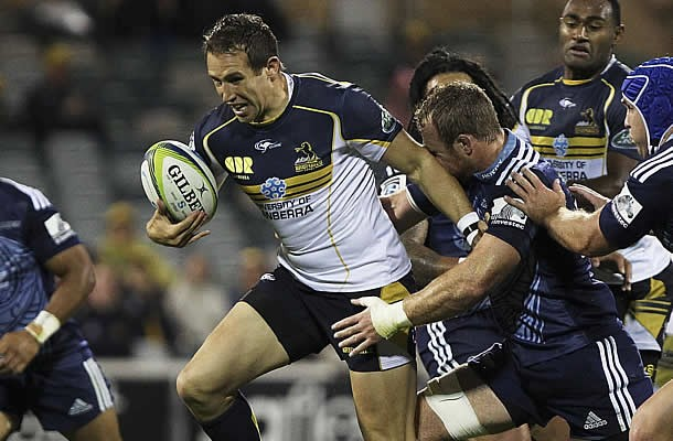 Brumbies add two to their backline for 2016