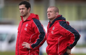 Andy Farrell and Graham Rowntree have been let go by the RFU