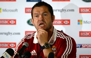 Andy Farrell has joined Munster