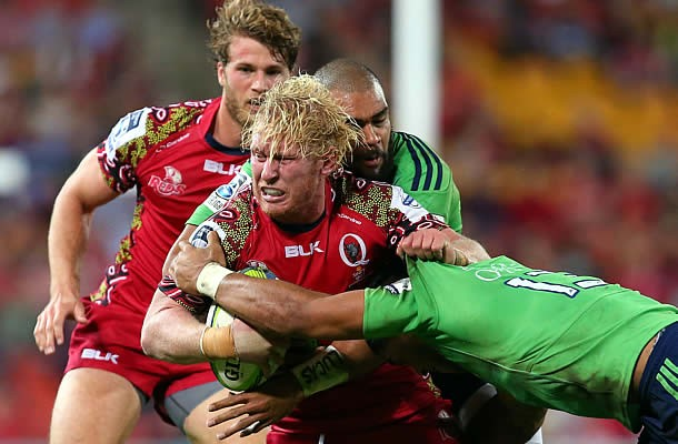 Beau Robinson will play in England for Harlequins