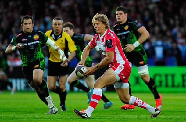Billy Twelvetrees will captain Gloucester