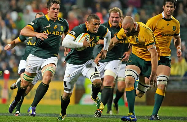Bryan Habana is back in the Rugby Championship squad