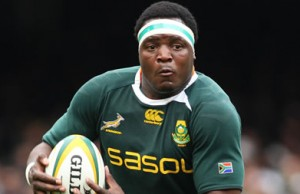 Chiliboy Ralapelle starts for the Sharks