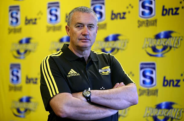 Hurricanes Coach Chris Boyd is pleased with the balance of his squad