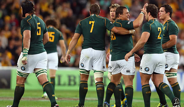 Coenie Oosthuizen has joined the Springboks