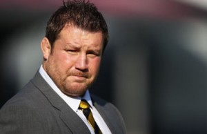 Dai Young was not happy with Wasps victory