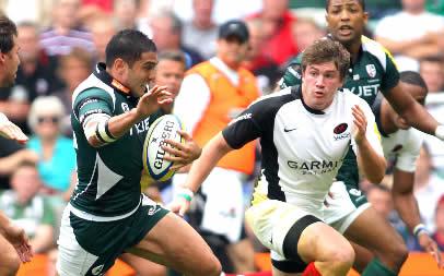 Former London Irish back Daniel Bowden will join Bath