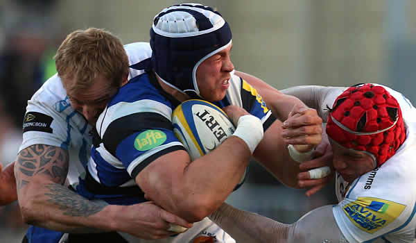Dave Attwood will lead England Saxons