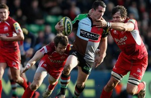 Dave Ward has extended his contract with Harlequins