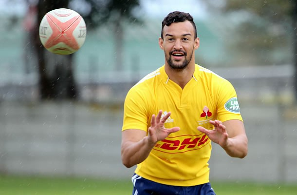 Dillyn Leyds comes into the Western Province starting line up