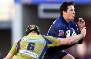 Francois Trinh-Duc has agreed to play for Toulon