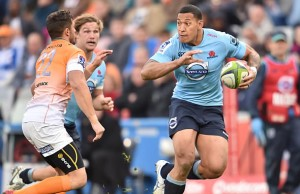 Israel Folau could be played in the centre instead of fullback