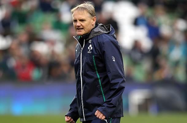 The Highlanders want Ireland coach Joe Schmidt