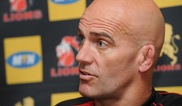 John Mitchell is in line to coach the Stormers
