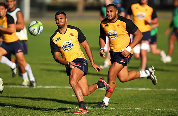 Kurtley Beale is understood to have signed with Wasps