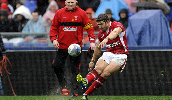 Halfpenny could sign for Wasps if not Toulon