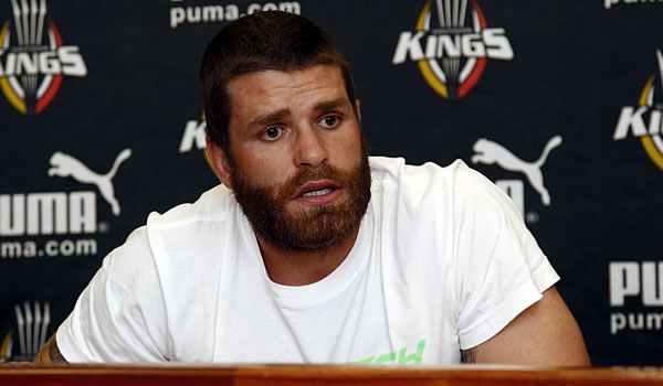 Luke Watson has been left out of the Southern Kings squad