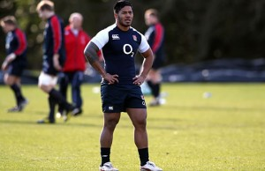 Manu Tuilagi has been retained in the England squad