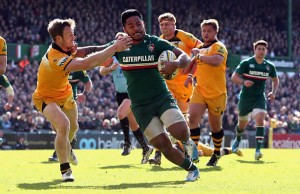 Manu Tuilagi looks set to be earning over £500 000 a year