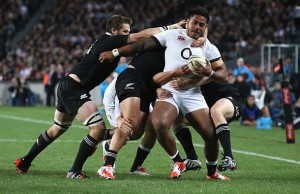 Manu Tuilagi has been included in the England squad