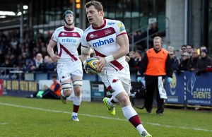 Mark Cueto has been awarded an MBE by the Queen