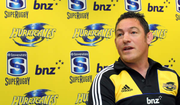 Mark Hammett has been linked to the vacant Sunwolves coaching job