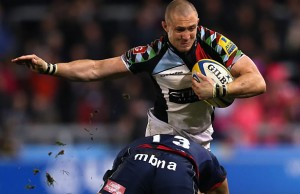 Mike Brown is staying with Harlequins