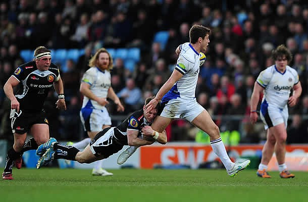 Ollie Devoto has agreed a move from Bath to Exeter Chiefs