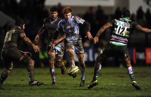 Rhys Patchell will play for the Scarlets next next season
