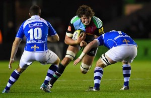 Sam Twomey has re-signed with Harlequins