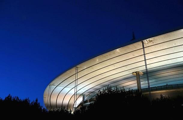 Stade De France will not be hosting Racing's Top14 Match