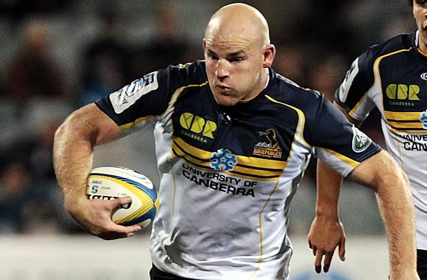 Stephen Moore has agreed to leave the Brumbies