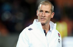 Stuart Lancaster is being considered for the British and Iris Lions role