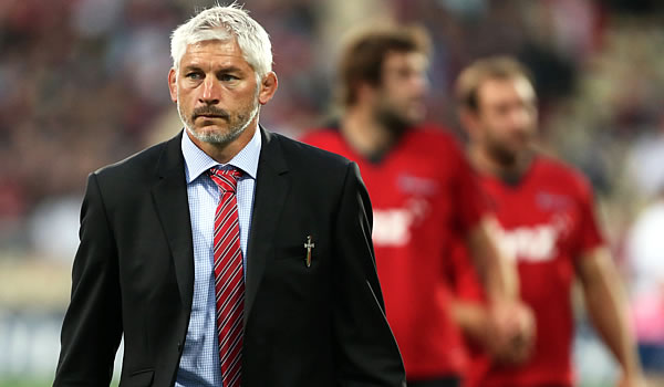 Crusaders coach Todd Blackadder was not consulted about the new bonus point rules