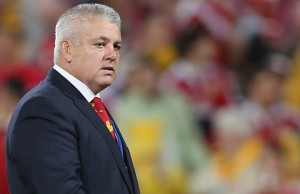 Warren Gatland is the leading candidate to coach the British and Irish Lions next year
