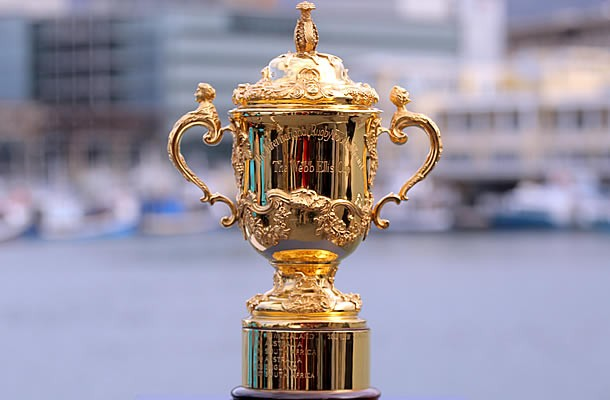 The draw for the Rugby World Cup will only be held next year